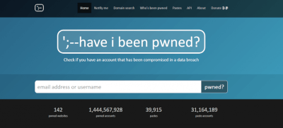 Badoo Have I been pwned